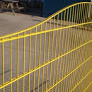 DUAL DEFENCE WAVE | Almec Fencing | UK Suppliers & Erectors of Domestic & Industrial Fencing