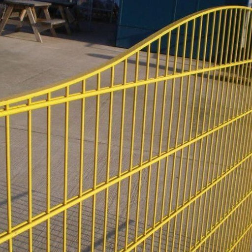 DUAL DEFENCE WAVE |  AlmecFencing Limited | Stoke-on-Trent