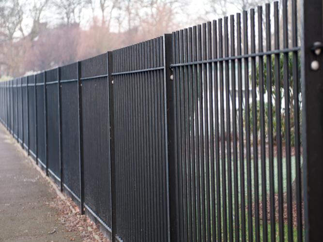 DIAMOND FENCING |  AlmecFencing Limited | Stoke-on-Trent