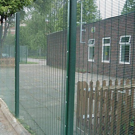 MAX DEFENCE 358 |  AlmecFencing Limited | Cheshire