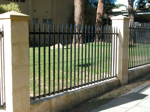 CUSTOMISED FENCING |  AlmecFencing Limited | Stoke-on-Trent