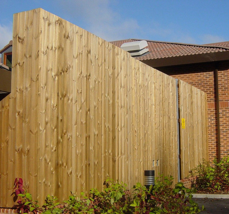 Sound Proof Acoustic Fencing