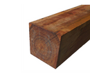 ROUGH SAWN TIMBER POSTS | Almec Fencing | UK Suppliers & Erectors of Domestic & Industrial Fencing