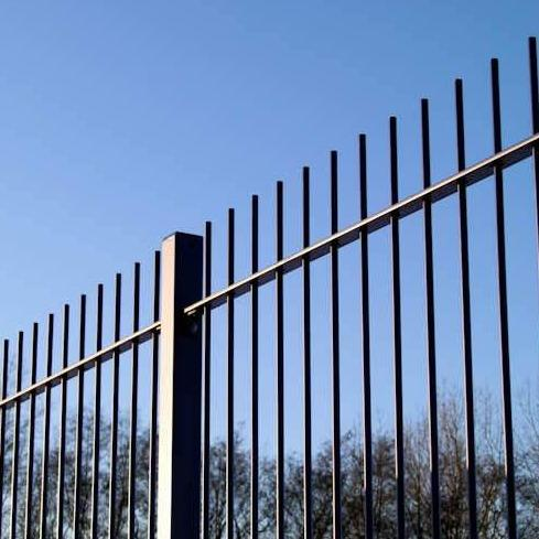 VERTICAL BAR RAILINGS |  AlmecFencing Limited | Stoke-on-Trent