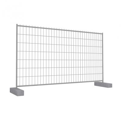 TEMPORARY FENCING | Almec Fencing | Industrial & Domestic Fencing