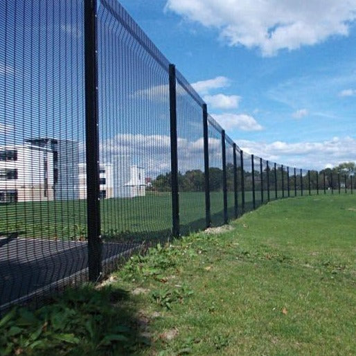 Profiled Max Defence 358 Mesh Fencing | Almecfencing.co.uk