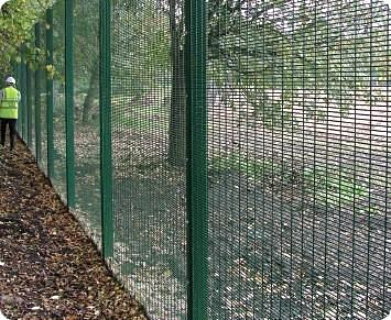 MAX DEFENCE 358 |  AlmecFencing Limited | Stoke-on-Trent