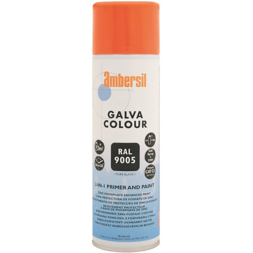 RAL SPRAY PAINT 500ML |  AlmecFencing Limited | Stoke-on-Trent