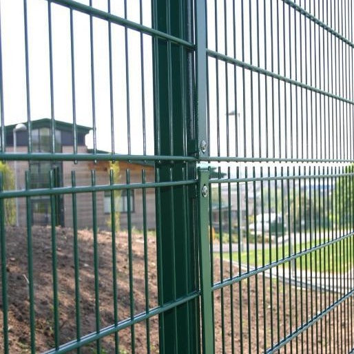 Dual Defence Mesh Fencing | Almecfencing.co.uk