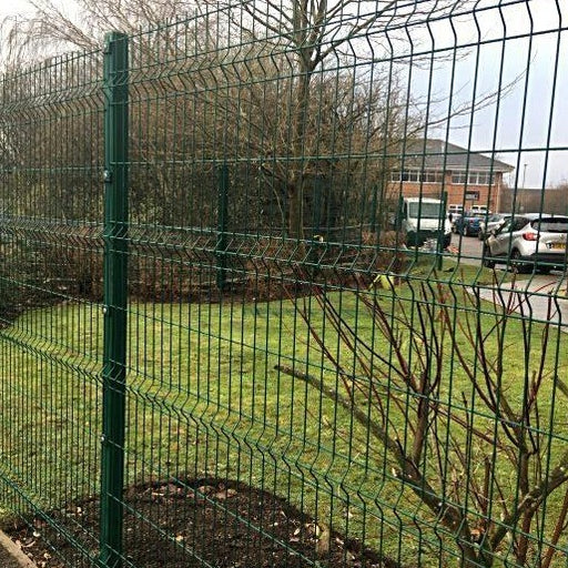 V DEFENCE |  Almec Fencing | Cheshire