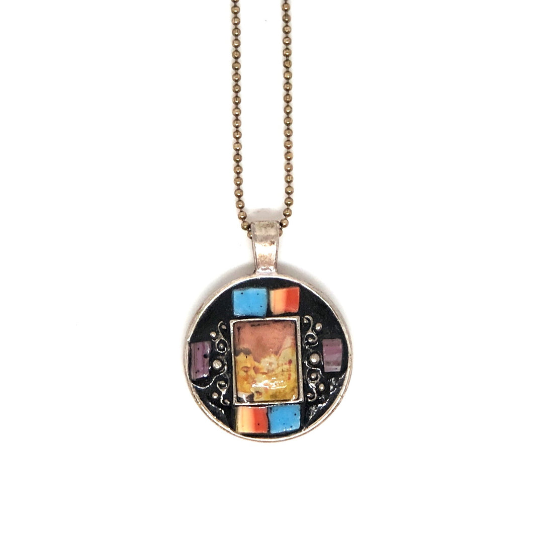 50's Film Love Pendant