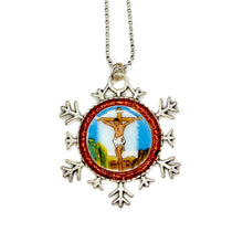 Jesus on Cross Pendant