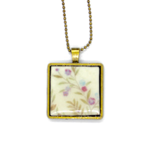 Field Flowers Pendant