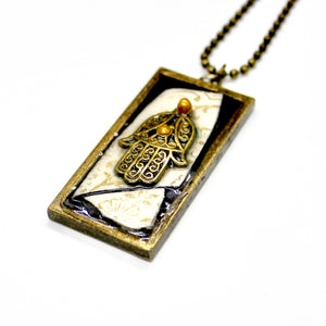 Hand of God Pendant