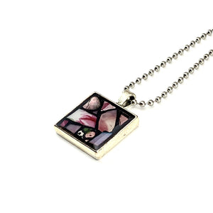 Small Pink Pendant