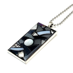 Silver Metal Pendant - Elements Series