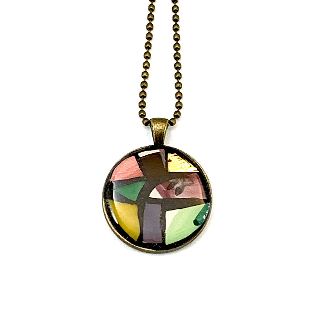 Spring Colors Pendant