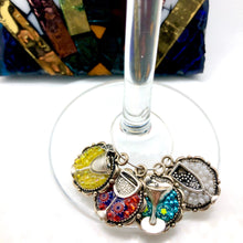 'Cocktails' Wine Charms - Set of 4