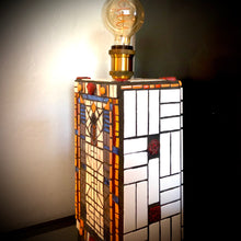 Frank Lloyd Wright Inspired Lamp