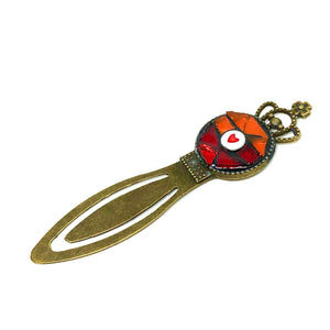 Red and Orange Bookmark