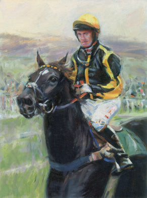 """After the Race, Cheltenham"" - Melanie Wright"