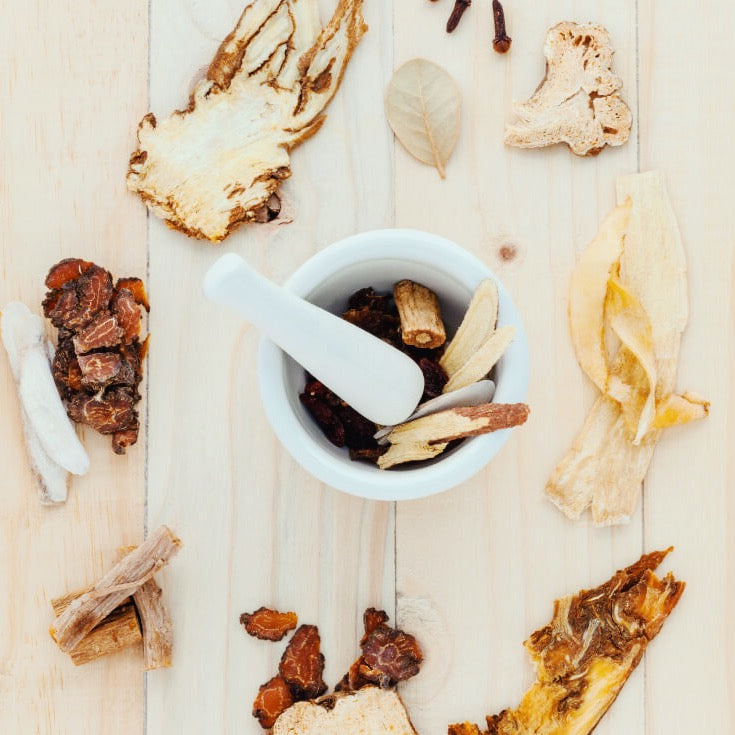 5 Chinese Medicine Beauty Masks for your skin type