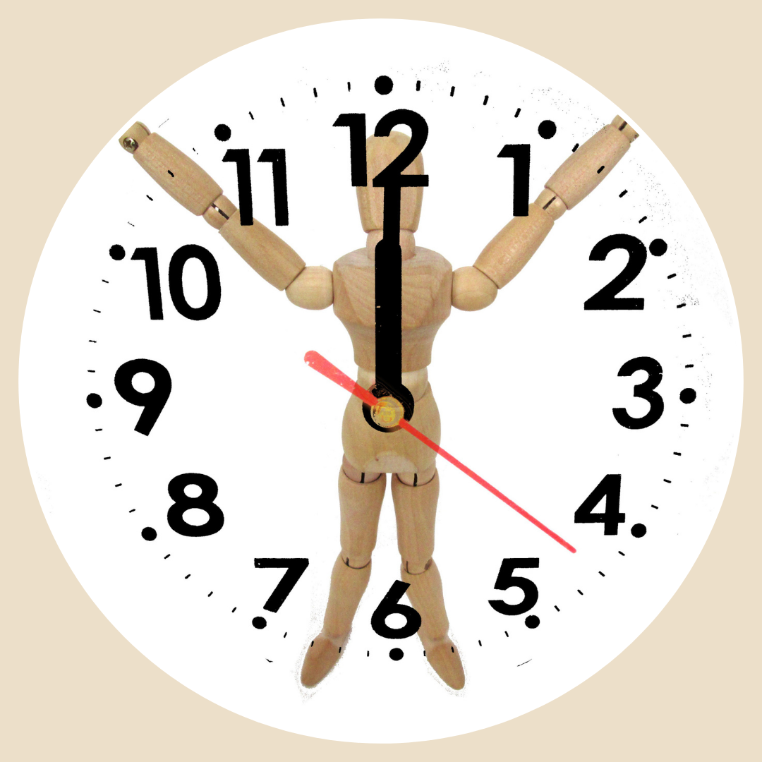 What is the Chinese Medicine Clock