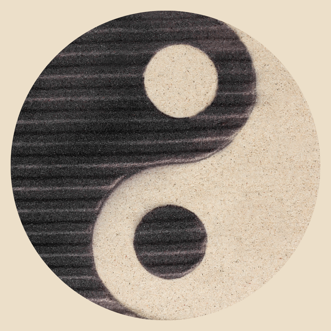 Yin and Yang balance and Traditional Chinese Medicine