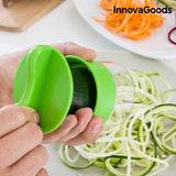 InnovaGoods Mini Spiralicer Vegetable Cutter