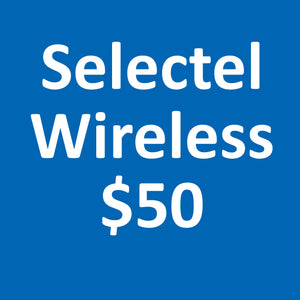 Selectel Wireless $50 Plan