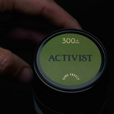 Activist Raw Manuka Honey 300+ 340g Lid