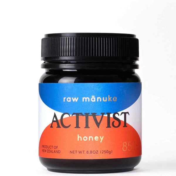 Activist Raw Manuka Honey 850+ 250g