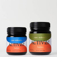 Activist Raw Manuka Honey Jars