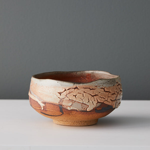 Elena Renker Low Matt Tea Bowl