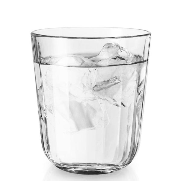 Eva Solo Faceted Tumbler with Ice Water