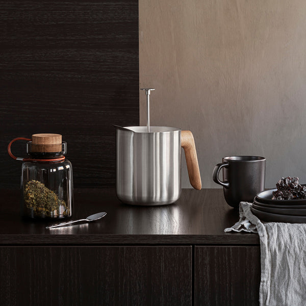 Nordic Kitchen Tea Cafetiere | Eva Solo