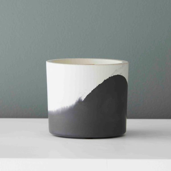 Fume Concrete Soho Candle Side View