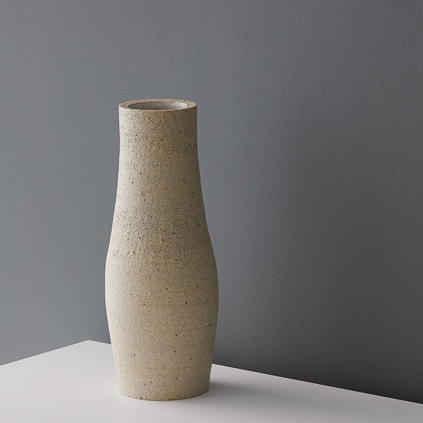 Medium Clay Vase | Margi Nuttall