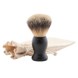 Meraki Mens Shaving Brush Standing Up