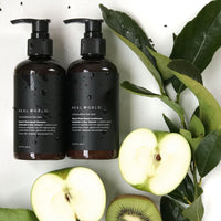 Real World Lime Blossom & Kiwi Seed Shampoo and Conditioner 220ml