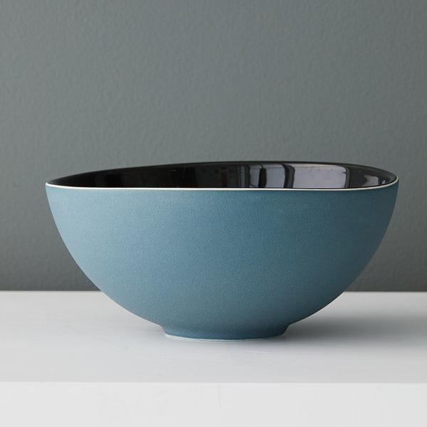 Susannah Bridges Small Shadow Bowl in Sky Blue