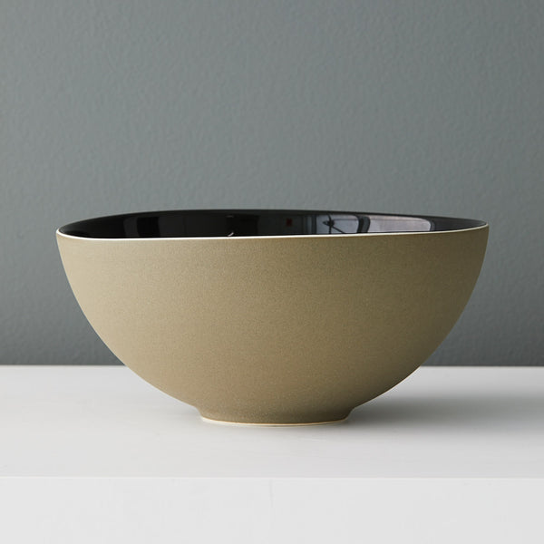 Susannah Bridges Small Shadow Bowl in Moss Green