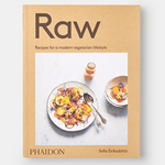 Raw: Recipes for a Modern Vegetarian Lifestyle | Phaidon