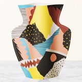 Octaevo Vesuvio Paper Flower Vase Close Up