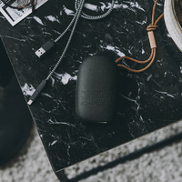 Kreafunk Tocharge Black Edition Powerbank Portable Charger at home