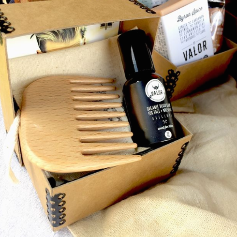 LOVE Gift Set for Men with Beards | Valor