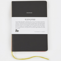 Anti-Capitalist Notebooks | The School Of Life