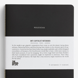 The School Of Life Anti-Capitalist Notebooks Set of 3 Cover