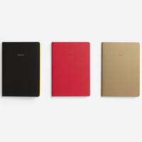 The School Of Life Anti-Capitalist Notebooks Set of 3 Line Up