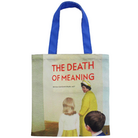 We Go To The Gallery Is The Art Pretty Tote Bag Front